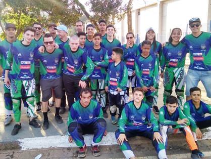 Paulínia Racing Bicicross assume vice-liderança do Campeonato Paulista