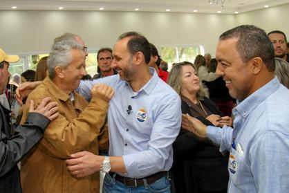 Du Cazellato pede licença do cargo de vereador para se dedicar à campanha para prefeito