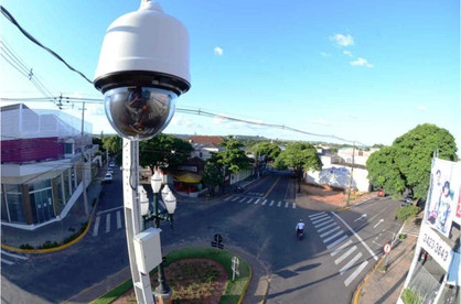 Prefeitura lança pregão para implantação de sistema de videomonitoramento