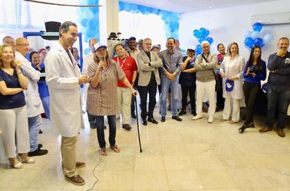 Dia do Homem é comemorado em clima festivo no Hospital Municipal de Paulínia
