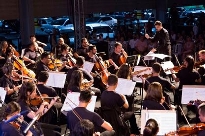 Secretaria de Cultura e Orquestra Sinfônica Jovem do interior realizam pré-seleção para músicos