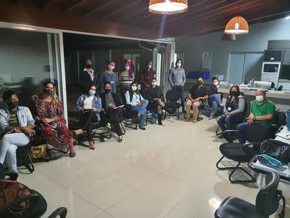 Boca de Sissi se reúne com representantes da saúde para debater sobre 'SUS inclusivo'