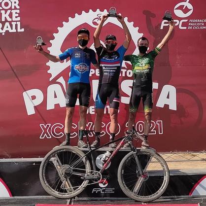 Ciclistas de Mountain Bike de Paulínia são destaques em Campeonatos Estaduais