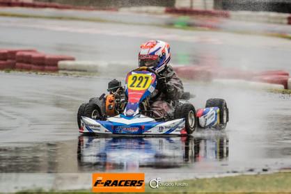Piloto Lorenzo de Castro sobe novamente ao pódio na Copa F-Racers, em Paulínia