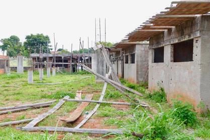 Abandonada desde 2012, construção da creche Betel será retomada após publicação de empresa vencedora