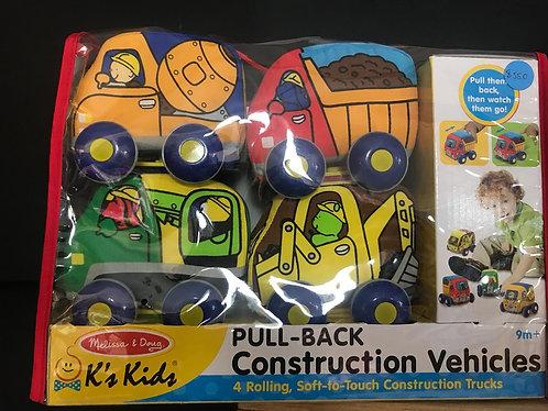 Vehiculos de construccion suaves