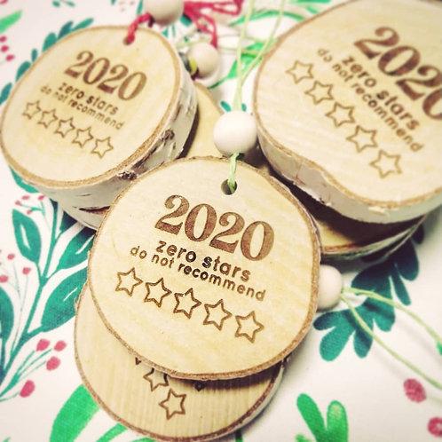 2020 Ornament