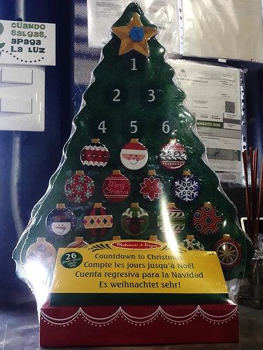 Cuenta regresiva Navidad