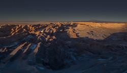Salt Mountain Range