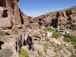 Nacimiento canyon