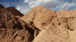 Clay formations