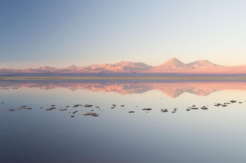 Tebenquiche Lagoon