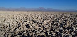 Salar de Atacama, Chaxa
