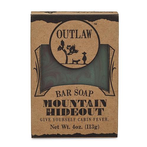 Mountain Hideout Bar Soap