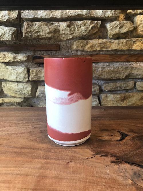 Concrete Dry Vase