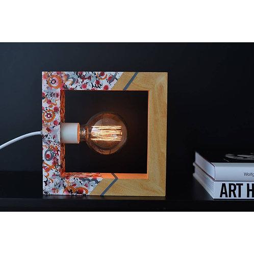 Clorindo Frame Lamp