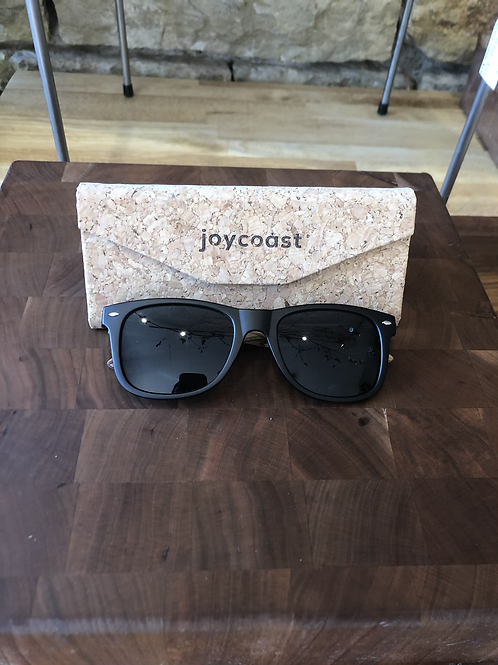 Joycoast Zebra Wood Sunglasses