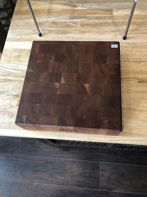 Boos Blocks Cutting Board-Walnut w/handles