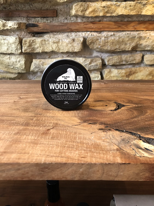 Walrus Oil Wood Wax