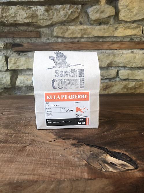 Kula Peaberry Medium Roast Coffee