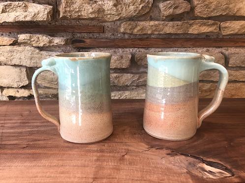 Ceramic Mug Stein