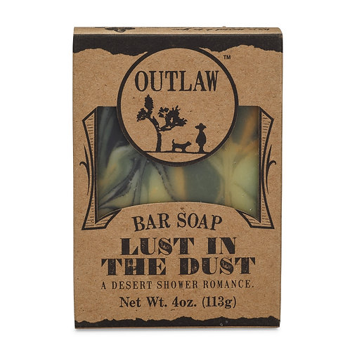 Lust in the dust Bar soap