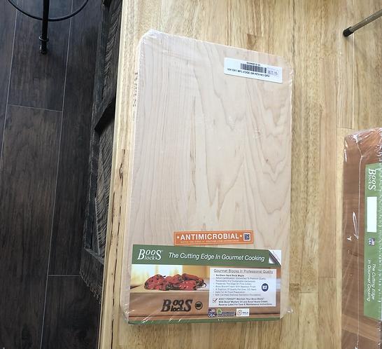 Boos Blocks Cutting Board-Maple