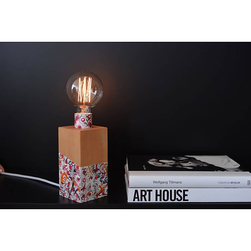 Clorindo Totem Lamp