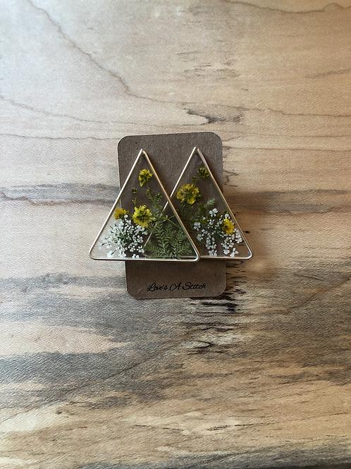 Botanical Earrings