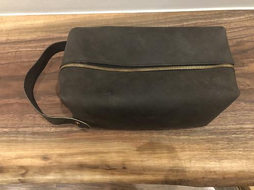 Leather Dopp Kit-Large