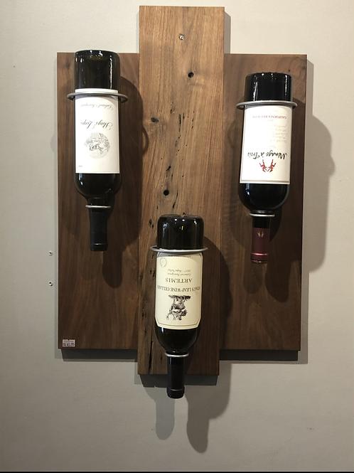 Walnut Wine Holder