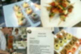 Cours de Cuisine des secrets Gourmands