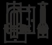 Скобы прямые шплинт СА тип G2150