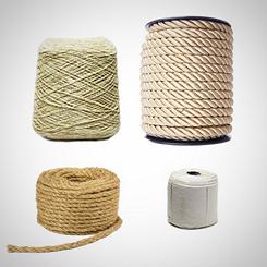 Продажа верёвок, канатов, шнуров