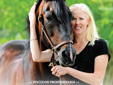 FBF's Erin Van Steenburgh Featured in Morgan World Magazine