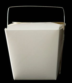 1 Quart White Cardboard Take Out Box.PNG