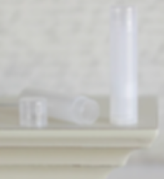 4.5 mL Lip Balm Tube Clear Plastic.PNG