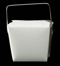 Half pint White Cardboard Take Out Box.PNG