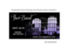 industrial purple custom event design for bands organzations and event planners to promote their event
