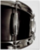 drummer poster with dark brown snare drum