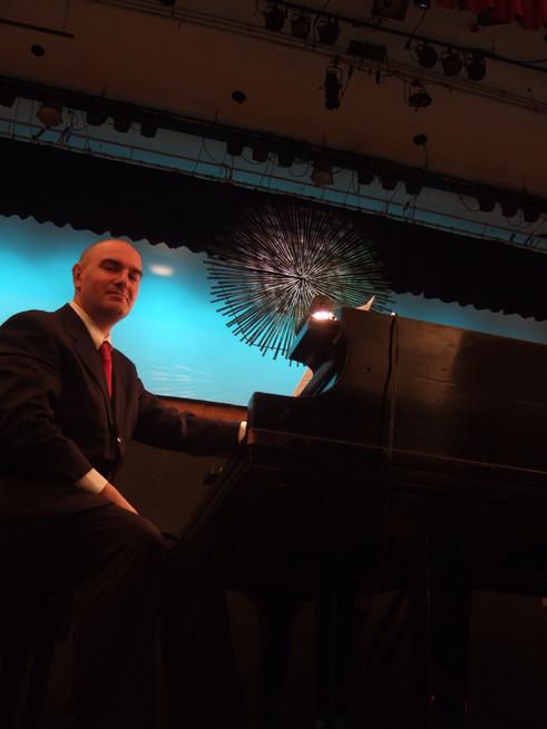 At the Colden Auditorium