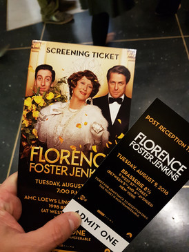 "Meryl Streep's ""Florence Foster Jenkins"""