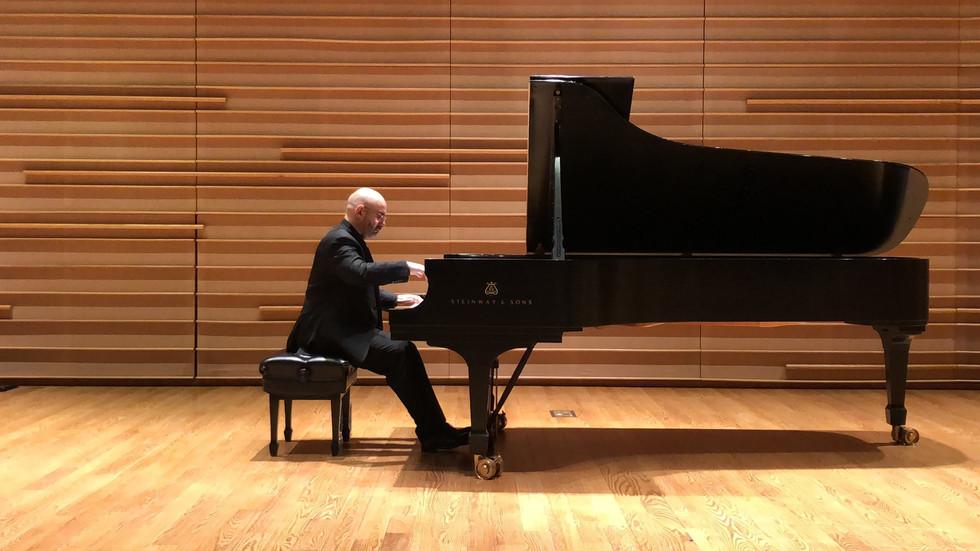 Max Midroit, Piano