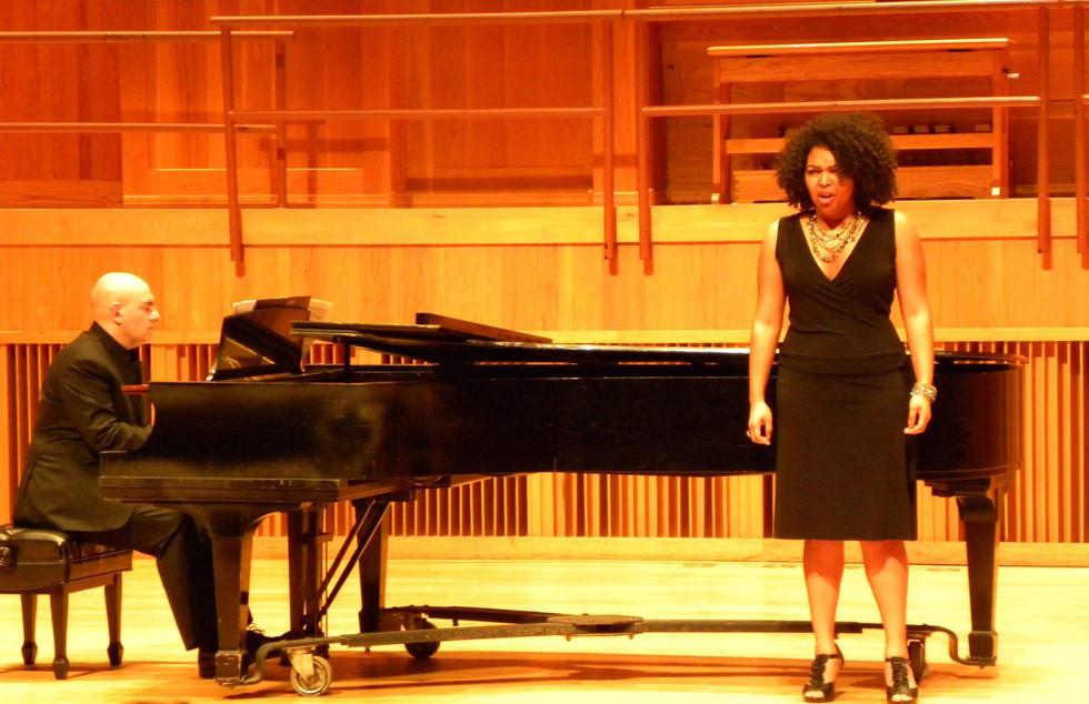 Lefrak recital Hall, NYC