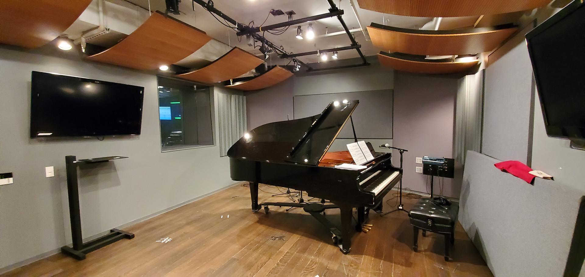 NYU Dolan Recording Studios