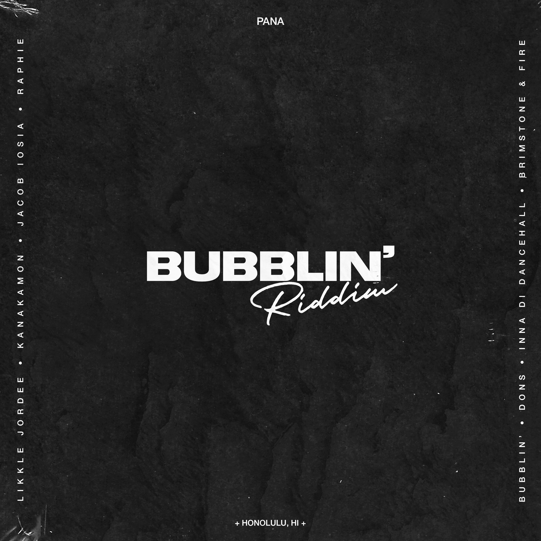 Pana - Bubblin' - EP