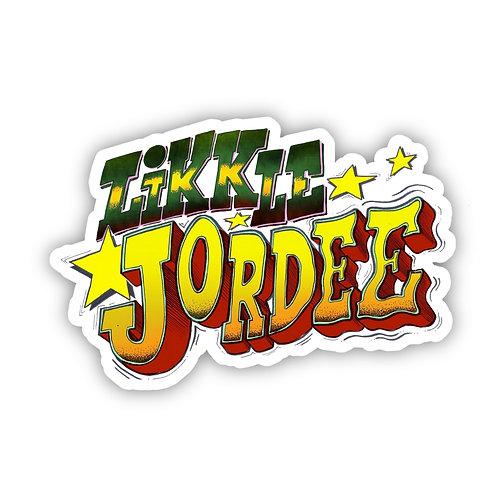 Elementary Style Sticker