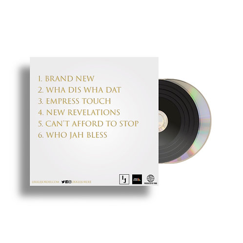 Brand New - EP (Compact Disc)