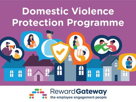 Benefits that really matter - Reward Gateway's Domestic Violence Protection Programme