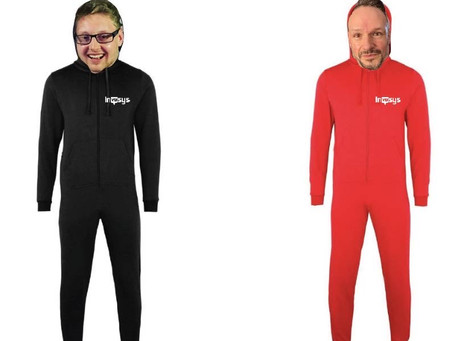 What a onesie has to do with wellbeing